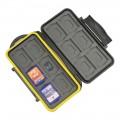 JJC MC-SDMSD24 Water-Resistant Holder Storage Memory Card Case-2