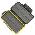 JJC MC-SDMSD24 Water-Resistant Holder Storage Memory Card Case-3