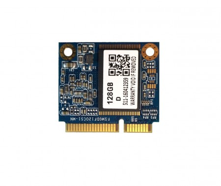 128GB mSATA Mini (Half Size) SATAIII SSD (Upgrade Version - Faster Write Speed)